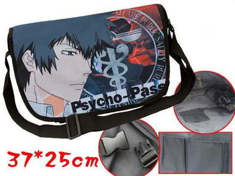 Pshyco Pass Messenger Bag - Super Anime Store FREE SHIPPING FAST SHIPPING USA