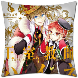 Super Anime Store Royal Teacher Henie Pillow