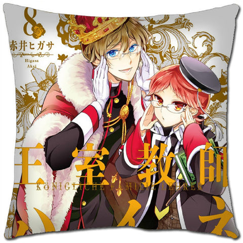 Royal Teacher Henie Pillow - Super Anime Store FREE SHIPPING FAST SHIPPING USA