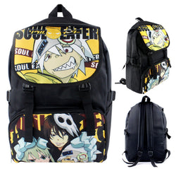 Soul Eater Soul Backpack Bag - Super Anime Store FREE SHIPPING FAST SHIPPING USA