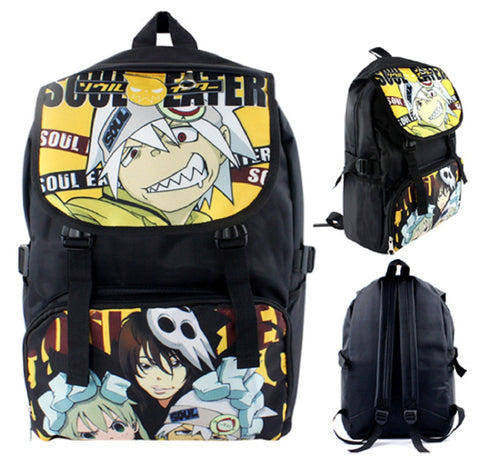 Soul Eater Soul Backpack Bag