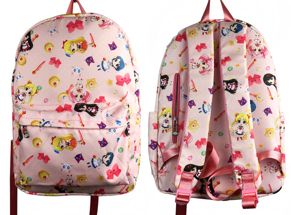 Sailor Moon Bag Backpack Super Anime Store