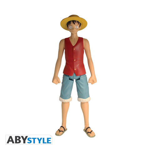 ONE PIECE - XL Luffy Action Figure Super Anime Store