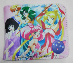 Sailor Moon Wallet - Super Anime Store FREE SHIPPING FAST SHIPPING USA