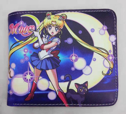 Sailor Moon Wallet Super Anime Store