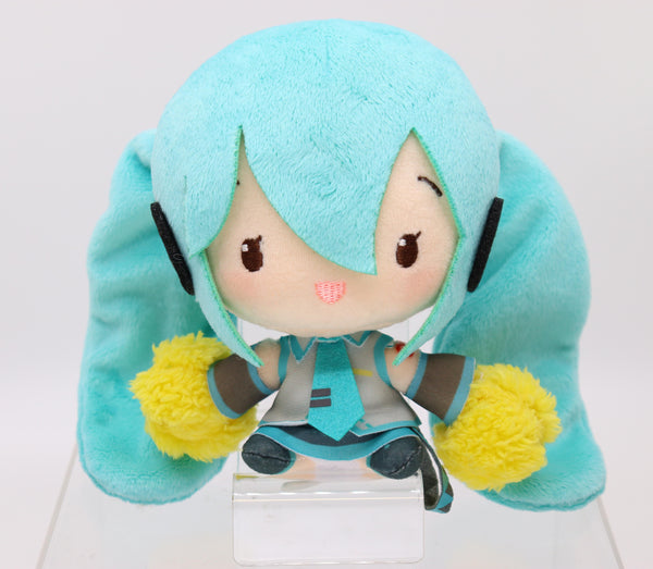 HATSUNE MIKU Cute - Cheering Ver.- A Plush Super Anime Store