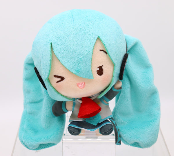 HATSUNE MIKU Cute - Cheering Ver.- B Plush Super Anime Store
