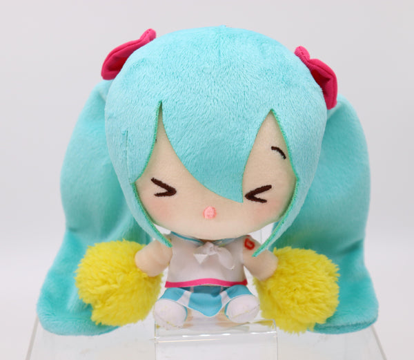 HATSUNE MIKU Cute - Cheering Ver.- C Plush Super Anime Store
