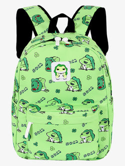 Travel Frog Backpack Bag Super Anime Store