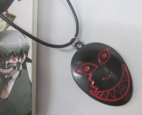 Tokyo Ghoul Black Necklace - Super Anime Store FREE SHIPPING FAST SHIPPING USA
