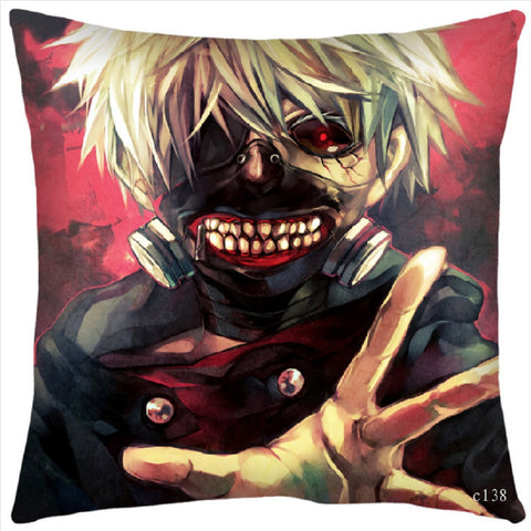 Tokyo Ghoul Pillow - Super Anime Store FREE SHIPPING FAST SHIPPING USA