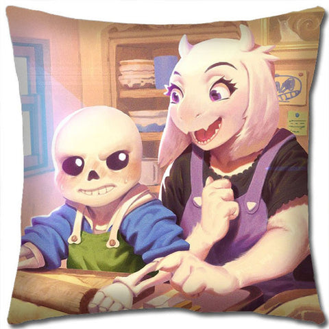 Undertale Pillow - Super Anime Store FREE SHIPPING FAST SHIPPING USA
