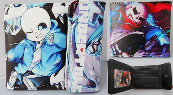 Super Anime Store Undertale Wallet