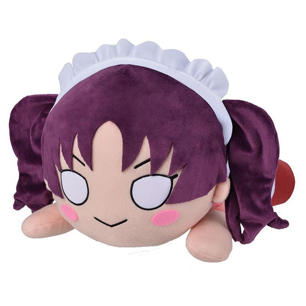 "Sega School Idol Project Ritsumi Leah Kazuno Waitress Nesoberi Plush, 15.7"" Super Anime Store"