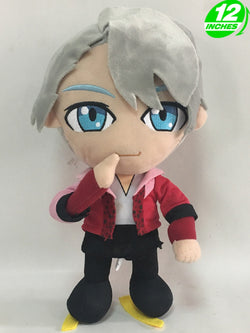 Yuri On Ice Victor Nikiforov Plush Doll