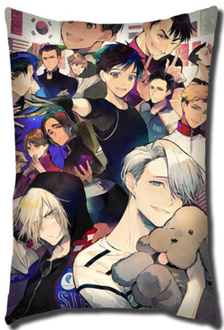 Yuri On Ice Pillow - Super Anime Store FREE SHIPPING FAST SHIPPING USA