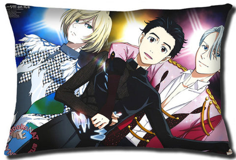 Yuri On Ice Pillow - Super Anime Store