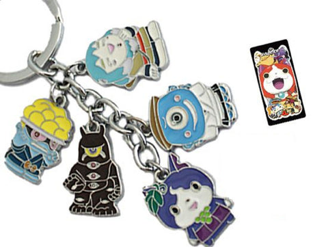 Youkai Watch Keychain - Super Anime Store FREE SHIPPING FAST SHIPPING USA