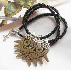 The Legend of Zelda Majora's Mask Necklace - Super Anime Store FREE SHIPPING FAST SHIPPING USA
