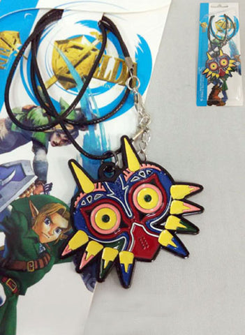 The Legend of Zelda Majoras Mask Color Necklace - Super Anime Store FREE SHIPPING FAST SHIPPING USA