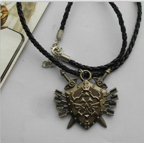 The Legend of Zelda Necklace - Super Anime Store