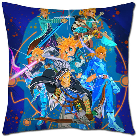The Legend of Zelda Link Pillow - Super Anime Store