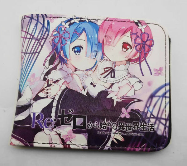 Re:Zero Wallet Super Anime Store