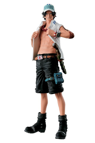 Banpresto One Piece King of Artist The Portgas D. Ace II Ace Action Figure - Super Anime Store FREE SHIPPING FAST SHIPPING USA