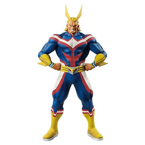 Banpresto My Hero Academia Age of Heroes All Might Figure - Super Anime Store FREE SHIPPING FAST SHIPPING USA