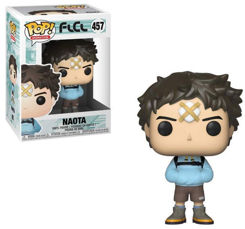 Funko POP 457 Anime: FLCL Fooly Cooly Naota Figure Super Anime Store