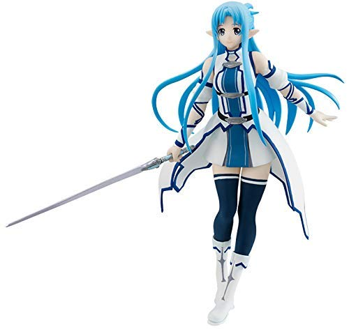 "Furyu Sword Art Online: Asuna (Undine) Special Action Figure, 6.7"" - Super Anime Store FREE SHIPPING FAST SHIPPING USA"