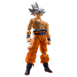 "Son Goku -Ultra Instinct- ""Dragon Ball Super"", Bandai S.H. Figuarts Figure Super Anime Store"