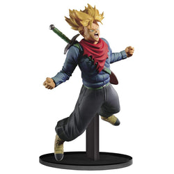 Banpresto Dragon Ball Z World Figure Colosseum Super Saiyan Trunks Figure - Super Anime Store FREE SHIPPING FAST SHIPPING USA