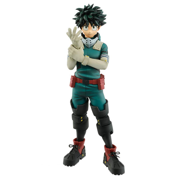 Banpresto My Hero Academia Age of Heroes Deku Figure - Super Anime Store FREE SHIPPING FAST SHIPPING USA