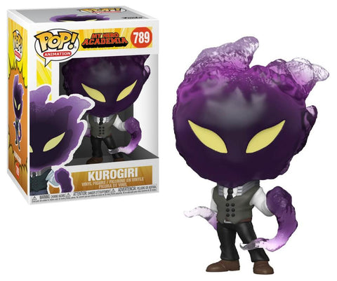 Funko POP 789 Anime: My Hero Academia Kurogiri Figure