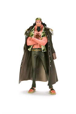 One Piece Fisher Tiger DXF Figure