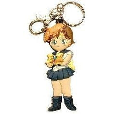 Sailor Moon Sailor Uranus Keychain - Super Anime Store FREE SHIPPING FAST SHIPPING USA