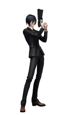 Union Creative Menshdge Technical Statue No. 12: Psycho-Pass 2: Ginoza Nobuchika (Original Version) Statue Figure Super Anime Store