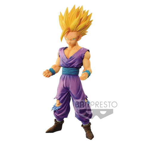 Banpresto Dragon Ball Super Saiyan Son Gohan Resolution of Soldiers Grandista - Super Anime Store FREE SHIPPING FAST SHIPPING USA