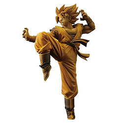 Dragon Ball Super Banpresto DBS FES!! Vol. 8 Super Saiyan Son Goku Gold Figure - Super Anime Store FREE SHIPPING FAST SHIPPING USA