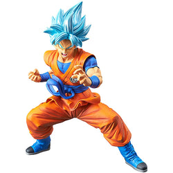 "Super Saiyan God SS Son Goku: ~7.1"" Super Dragonball Heroes x Transcendence Art Figure Super Anime Store"