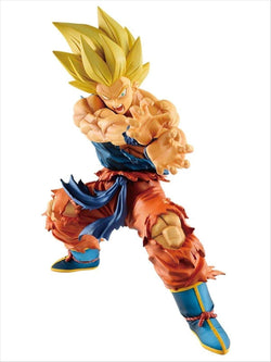 "Dragon Ball Legends Collab Kamehameha Son Goku 6.5"" Figure - Super Anime Store FREE SHIPPING FAST SHIPPING USA"