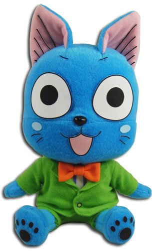 Great Eastern Fairy Tail Happy Fantasia Plush Doll - Super Anime Store FREE SHIPPING FAST SHIPPING USA