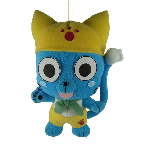 Great Eastern Fairy Tail Happy in Yellow Plush Doll - Super Anime Store FREE SHIPPING FAST SHIPPING USA
