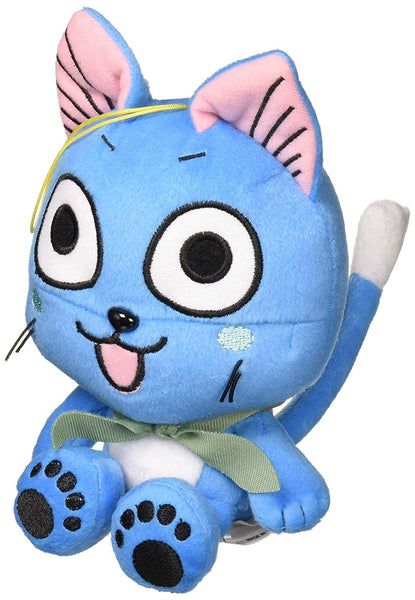 Great Eastern Fairy Tail Happy Sitting Plush Doll - Super Anime Store FREE SHIPPING FAST SHIPPING USA