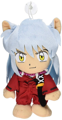 "Great Eastern Inuyasha Plush Doll 8"" - Super Anime Store FREE SHIPPING FAST SHIPPING USA"