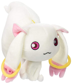 "Great Eastern Madoka Magica 8"" Kyubey Plush Doll - Super Anime Store FREE SHIPPING FAST SHIPPING USA"