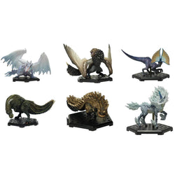Capcom Monster Hunter Stone Model Vol. 12 Blind Box Figures - Super Anime Store FREE SHIPPING FAST SHIPPING USA