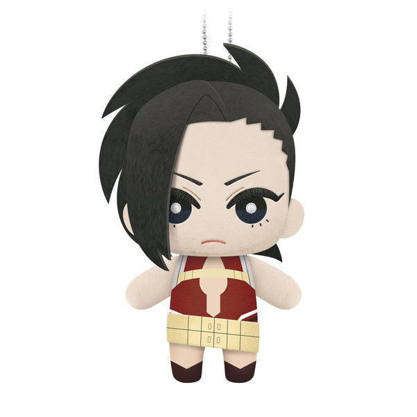 "Little Buddy My Hero Academia Momo Yaoyorozu Plush Dangler 6"" - Super Anime Store FREE SHIPPING FAST SHIPPING USA"