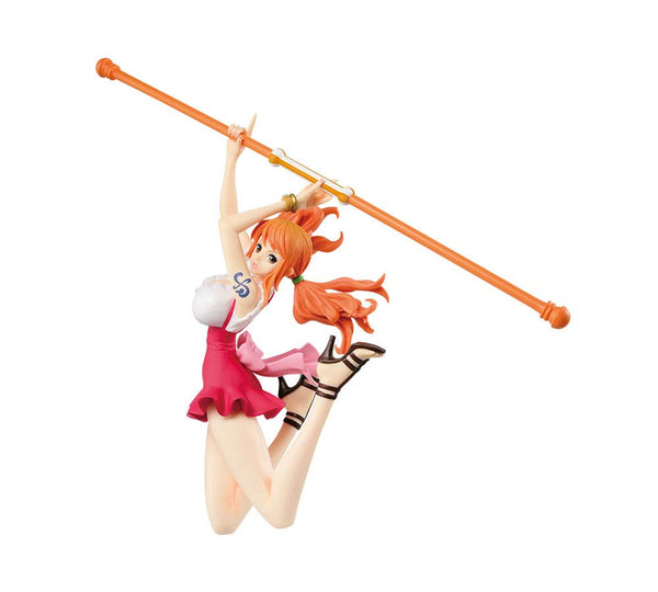Banpresto One Piece BWFC Modeling King 2 vol.3 Nami Figure Color Version Super Anime Store